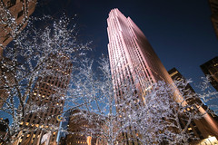 Glitter - The Rockfeller Center - GE Building