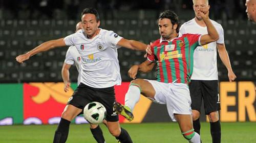UFFICIALE: Ceccarelli dallo Spezia al Catania$
