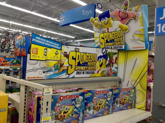 Spongebob Toys At Walmart
