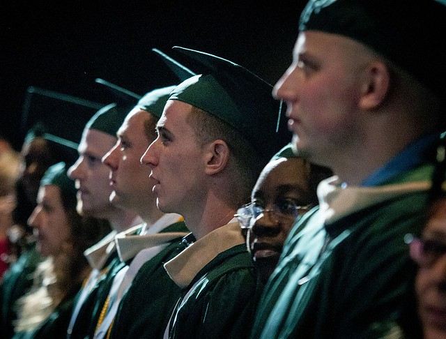 Wilmington University commencement ceremonies will be held on Sunday, January 25, at the Chase Center on the Riverfront.