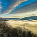 sea of clouds by bob stough