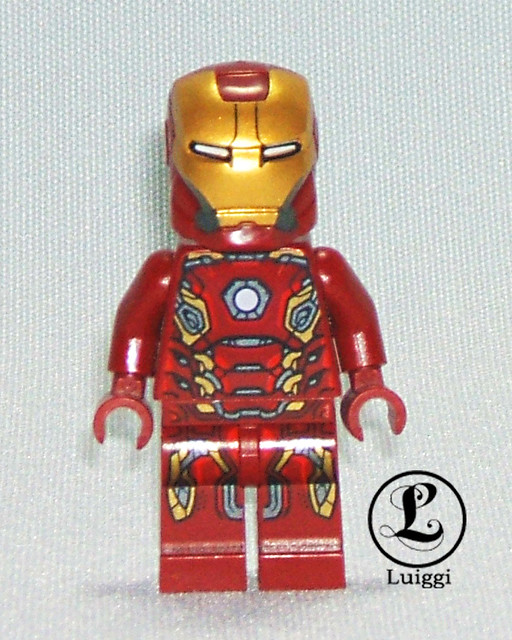 lego iron man mark 23 - photo #21