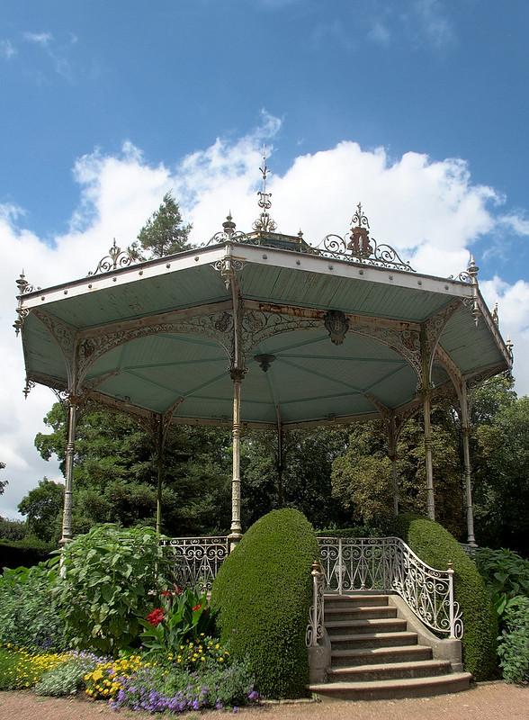 Luçon Jardin Dumaine Photo Géocodée de jmdigne sur Flickr - Licence Creative Commons