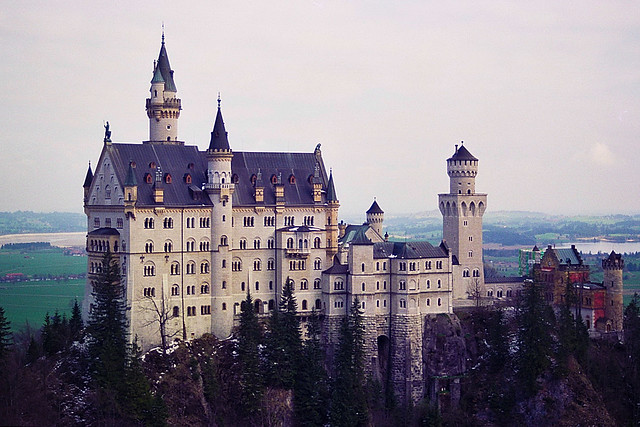 Germany - Neuschwanstein - Castle