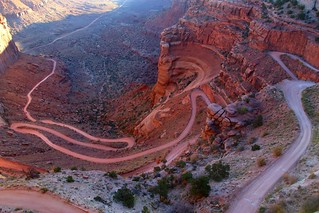 Shafer Trail Road, Canyonlands National Park