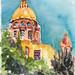 Lesson 8 - Temple de la Concepcion dome, San Miguel #2 by mmgstone82