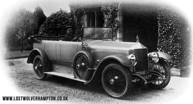 1919 tourer