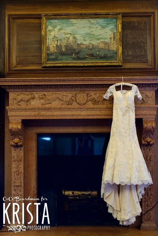 Glamorous Wedding at Reid Castle Manhattanville College
