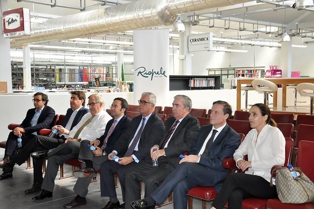 Deputados de Braga do PSD visitaram empresas têxteis de referência