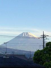 Mt.Fuji 富士山 5/18/2016