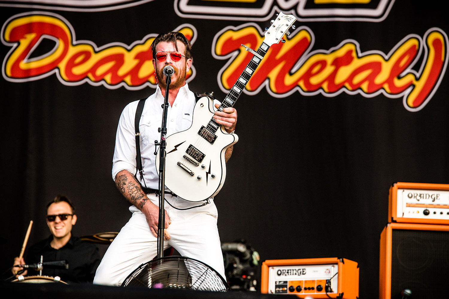 Eagles of Death Metal @ Pukkelpop 2016 (Jan Van den Bulck)