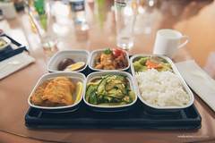 Air Koryo Lunch Set