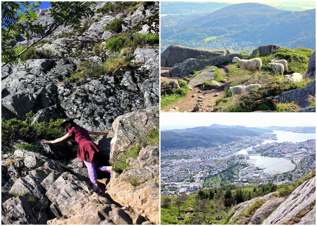 bergen-mount-ulriken-climb