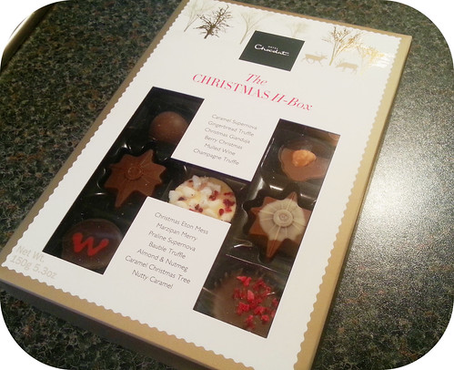 Hotel Chocolat Christmas H Box