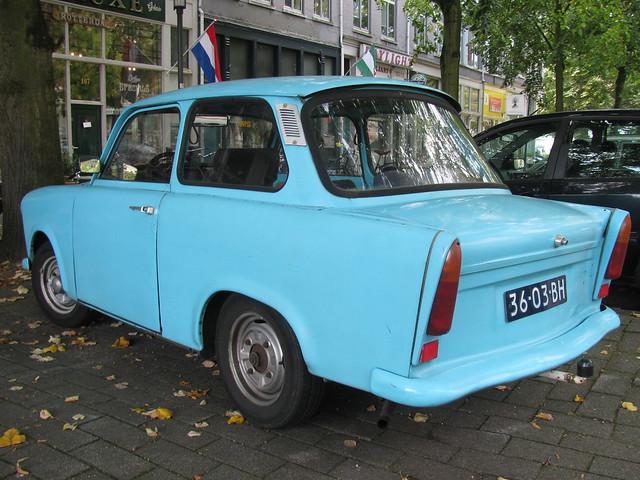 Trabant 601 Limousine (Standard)