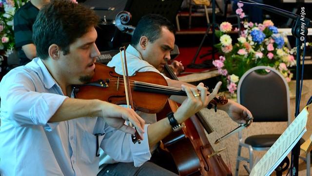 Duo de Violino e Cello