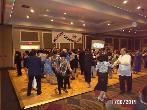 Louisians on the Dance Floor