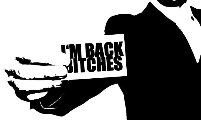 I'm Baccccck