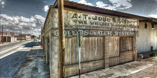 blacksmith jobe