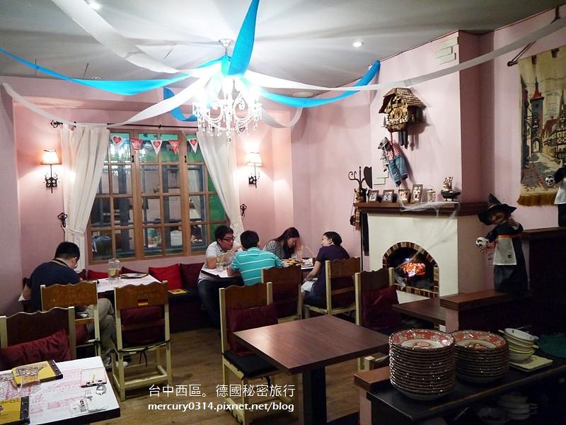15255326923 185de7716e b - 台中西區【德國秘密旅行】充滿德國風情與道地風味的特色餐廳,家庭聚會慶生午茶都很溫馨(已歇業)