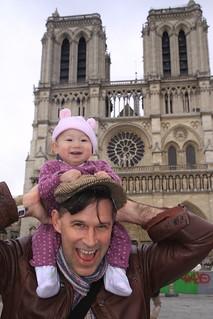 Cathedrale Nortre-Dame de Paris