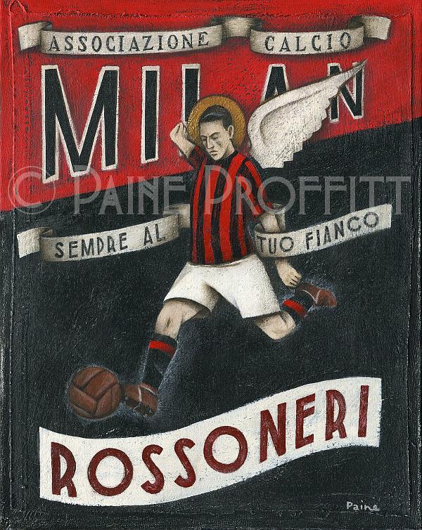 Proffitt - AC Milan