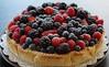 Our Thanksgiving Berry Tart !  - 'Crostata ai frutti di bosco'