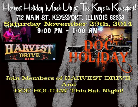 Holiday Mash Up 11-29-14