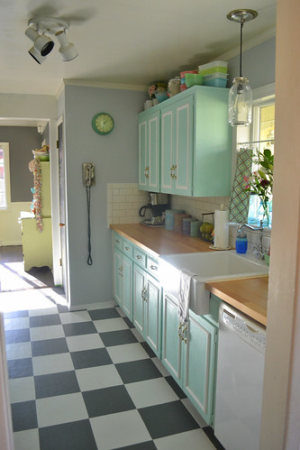 Lark & Lola House Kitchen Makeover
