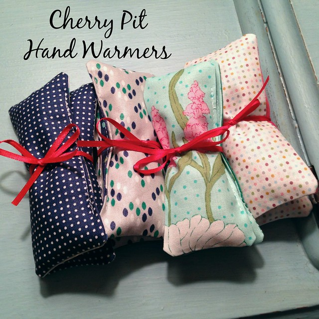 Cherry Pit Hand Warmers