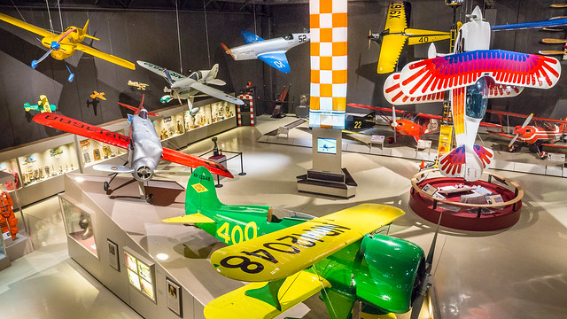 Flight At the Museum