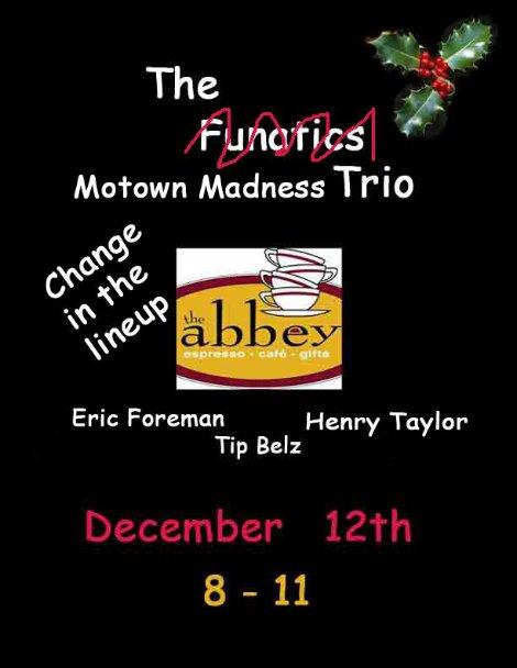 Motown Madness 12-12-14