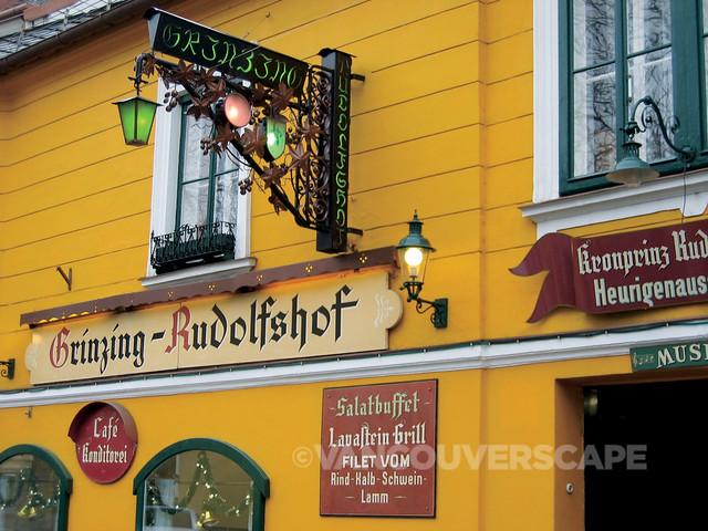 Grinzing, Austria