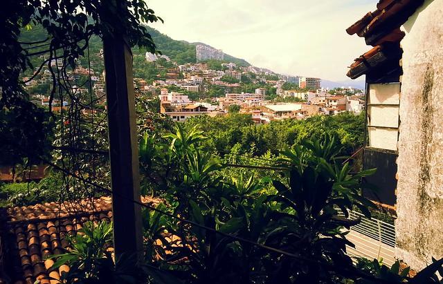 View to south - Mismaloya