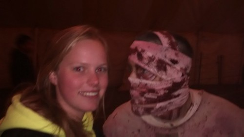 Haunted house statesville