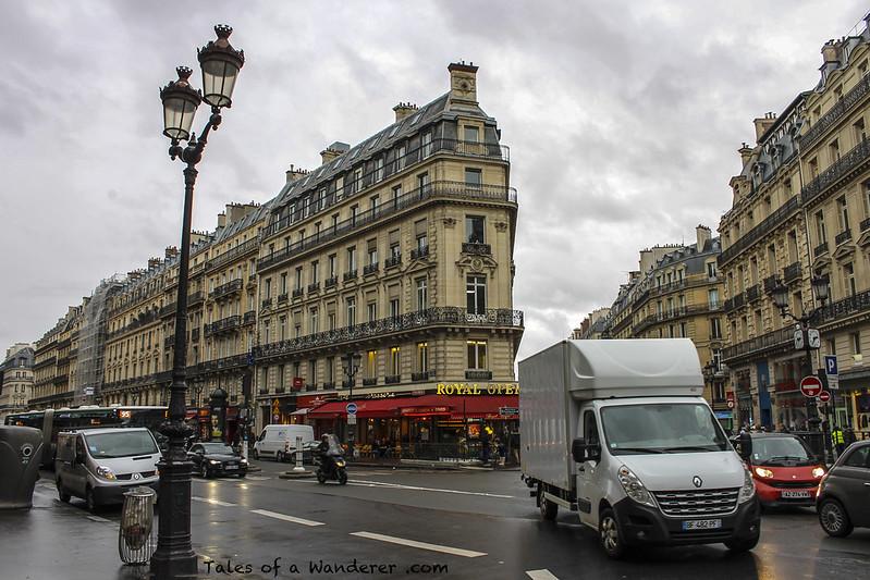 PARIS - Av de l'Opéra
