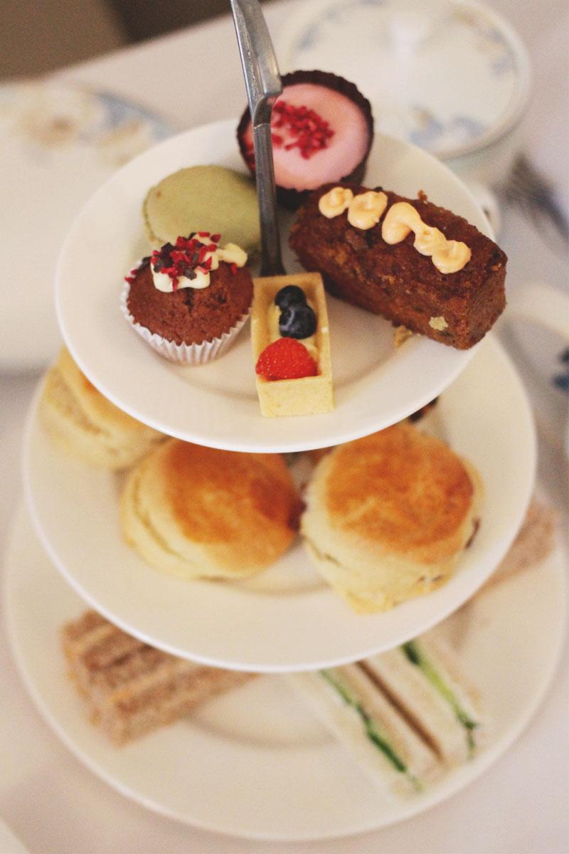 Afternoon Tea outside of London, Bumpkin Betty