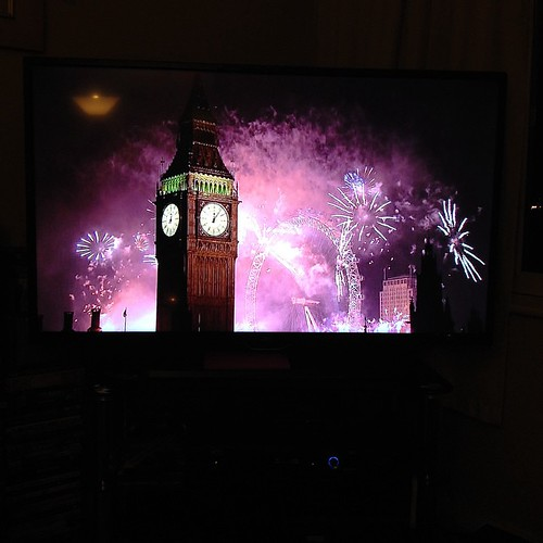 Happy New Year from across the pond! #2015