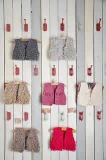 wood & wooly baby waistcoats