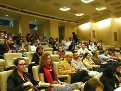 Le public lors de l'ouverture (2)