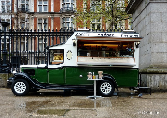 London snack bar flickr photo sharing for Bar 96 food truck