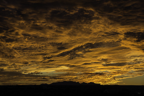 sunset arizona mountains az