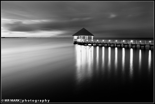 Battery Park Pier at Apalachicola, FL