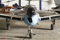 N2758 - 175 - Nord 1101 Noralpha - Tillamook Air Museum - Tillamook, Oregon - 131025 - Steven Gray - IMG_8019