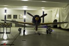 N43JE - 15344 - Nakajima Ki-43-IIIa Hayabusa Replica - Tillamook Air Museum - Tillamook, Oregon - 131025 - Steven Gray - IMG_8036