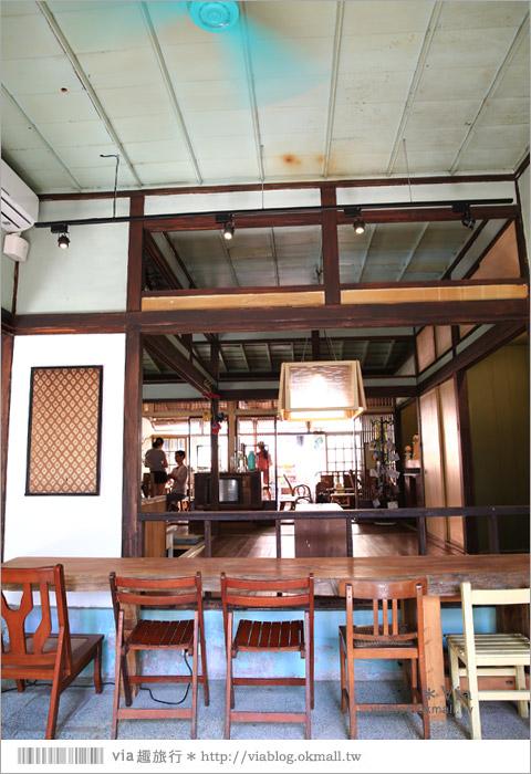 【台中老宅餐廳】台中下午茶~拾光機。日式老宅的迷人新風情,一起文青一下午吧!17