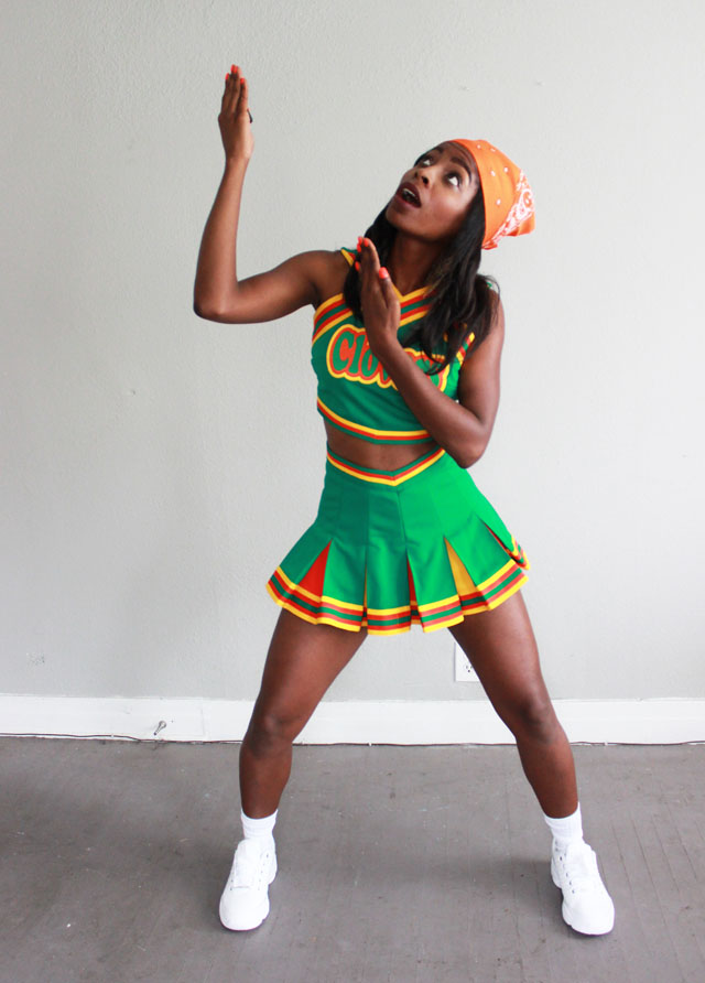 rinny bring it on clovers costume 8