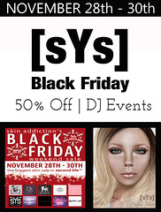 [sYs] BLACK FRIDAY 2014