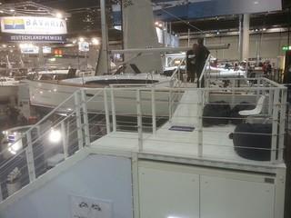 Salone nautico di Dusseldorf 2015