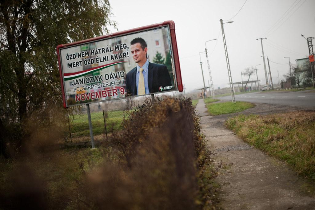 Jobbikos polgármester Ózdon